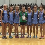 Varsity girls cross country came in first at the Cavalier Classic Saturday morning held at Dorman. JV came in 4th. Congrats to all. https://t.co/lMcaEpRYOa