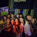 Mainefinity, Maine Lovers and Maine Girls with @mainedcm. We love you so much! ❤ #YayaDubSPEAKS1yr https://t.co/JChf9qd4gh
