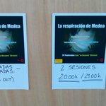 Entradas agotadas para ver La respiración de Medea de @_Jelen_ en #Brenes #Sevilla https://t.co/KKeLOKbSY8