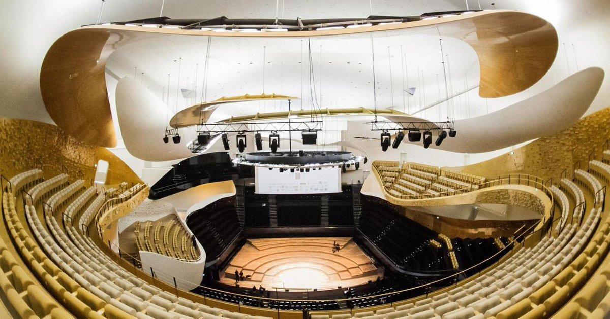 #Rediff La Philharmonie de Paris a coûté trois fois plus que prévu https://t.co/PJqNiYzTNn