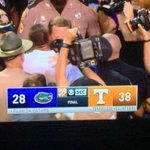 Go, Big Orange! The steak is over. Tennessee wins! #FLvsTN #GBO #VFL https://t.co/bpQAEfzcNt