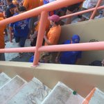 Gators are leaving #NeylandStadium @wbir #wbirvols #UFvsTENN https://t.co/rbW1LXkEXk