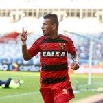 Rogério marcou o quarto gol em 17 partidas com a camisa do Sport. https://t.co/OglaQpAmvY