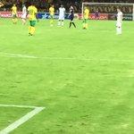 Final del primer tiempo en Armenia. @AtleticoHuilaof 0 @cdtolima 1 https://t.co/fDhQqHwyQw