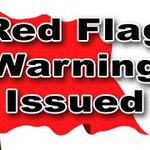 **RED FLAG WARNING** from Sunday 12AM  to Monday 3PM PDT for Orange County https://t.co/DoVPf5RaEI