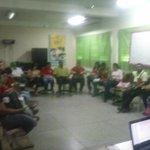 Reunión de Consejo de eje central Barinas para establecimiento de nuevas líneas de trabajo https://t.co/oVd2Fviher