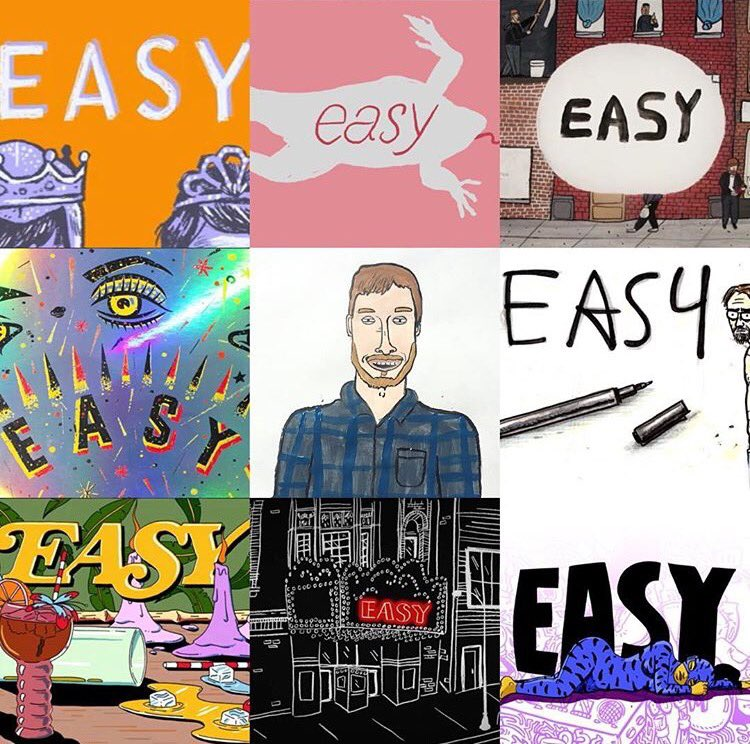 What are you up to this weekend? Why not keep it easy with EASY. Now streaming on @netflix https://t.co/UcGlvg7i3k