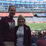 Ready to cheer on the Bulldogs with @StevePDawg at Gillette Stadium! 🐾🐾 https://t.co/qEfp8XxVKA