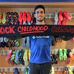 🚨 REMINDER 🚨 1 #ScarvesUp post = $1 @MLS donation. Post yours at todays game! #KickChildhoodCancer https://t.co/nC2X1jeCYC