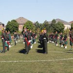 #TodayinBrampton - @LorneScotsAssoc celebrates 150th Anniversary with Trooping of the Colours Parade at Creditview Sandalwood Park https://t.co/MO4j7223N3