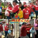 #GMAS a través de @MERCALGUAYANA benefició a 336 flias del C.C. Impulsores de la Revolución, pquia. Vista al Sol https://t.co/aPhwL4jCv5