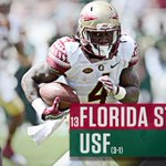 Dalvin Cook dominates with a career-high 267 Rush yd performance to get FSU the bounce-back victory. https://t.co/vlVsVki5Pk