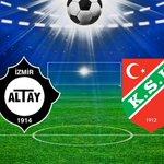 Coca Cola Gelişim Ligi U19 Altay - Karşıyaka (15:00 / 25 Eylül Pazar) U17 Altay - Karşıyaka (13:00 / 25 Eylül Pazar) https://t.co/VKh4OlLwBp
