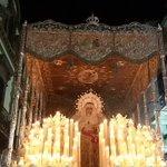 #TDSCofrade traslado de la Virgen de @HermandadPaz para la #CoronacionPazSevilla llegando a Catedral https://t.co/SlmkvrOlE6