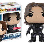RT & follow @CollectorCorps for a chance to win a @Target Exclusive One Arm Winter Soldier Pop!! https://t.co/4IXhstUWhg