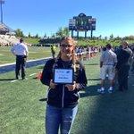 Congrats to Junior, Greta Burry, on receiving the PNC Student Athlete Achiever Award! #zipsWBB #TogetherWeWork @Gretaaa_14 https://t.co/iI2skqekt8