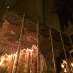 En 5 horas la Virgen de La Paz llega a la Catedral #CoronacionPazSevilla https://t.co/NdSKyT0odq