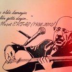 Usta Yorulup Gideli Dört Yıl Oldu! #NeşetErtaş https://t.co/RIzvTCuRAr