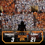 Halftime on Rocky Top. #GBO 🍊 https://t.co/QbIg487eVB