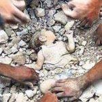 Kıyamet gibi! Ölen bebeklerden daha acı ne olabilir? #MassacreInAleppo #HalepteKatliamVar https://t.co/awbd5zXkdK
