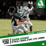Gage Asing was a 🔨 in Aieas homecoming win over Radford. #SLstatline #SupportHighSchoolSports https://t.co/L5UCHkX9t1