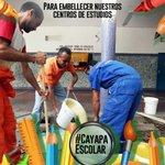 Los niños conseguirán escuelas dignas gracias a la #CayapaEscolar @NicolasMaduro https://t.co/3PiCGDTQhK