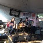 Sons of Bill breaking hearts! @SonsofBill #AmericanaFest #2016 #Nashville https://t.co/nkPGNF8wWZ