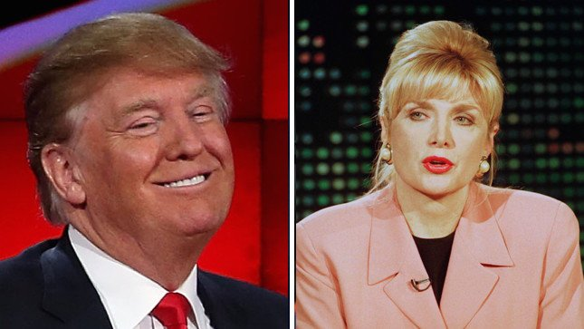 Gennifer Flowers accepts Trump's invitation to attend the debate https://t.co/AJa6pzGFVE