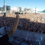 POV of @DJPROSTYLE at our #iHeartVillage giving you an idea as to how LIT it is right now in Vegas 🔥🔥🔥🔥🔥 https://t.co/e12NZWOd2F