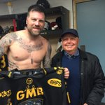 The winner of @bigern10s debut jersey is Mike Price. Congratulations Mike, hope youre happy with the prize! https://t.co/SjYIxgpfRA