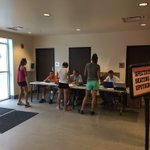 Registration and practice underway for the Stillwater Pro Tennis Classic! Keep an eye out for draws tonight! https://t.co/kXfzfWuG1w