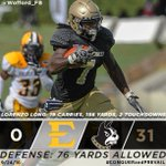 Wofford Football Shuts Out ETSU 31-0 On Saturday Afternoon ... https://t.co/VWlytuugil https://t.co/sznHcFshEW