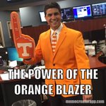 #GBO #Vols could the losing streak come to an end thanks to this outfit?!? Hmmmmm https://t.co/euSkHwWnxX