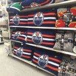 @EdmontonOilers @OilersNation So I live in Calgary. Was bored today so went to Walmart and rearranged the pillows. https://t.co/SLo41qqdfg