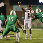 The Lamar Jackson Show continues  Seven total TDs for the QB in No. 3 Louisville's 59-28 win over Marshall https://t.co/i4AYmzS9z8
