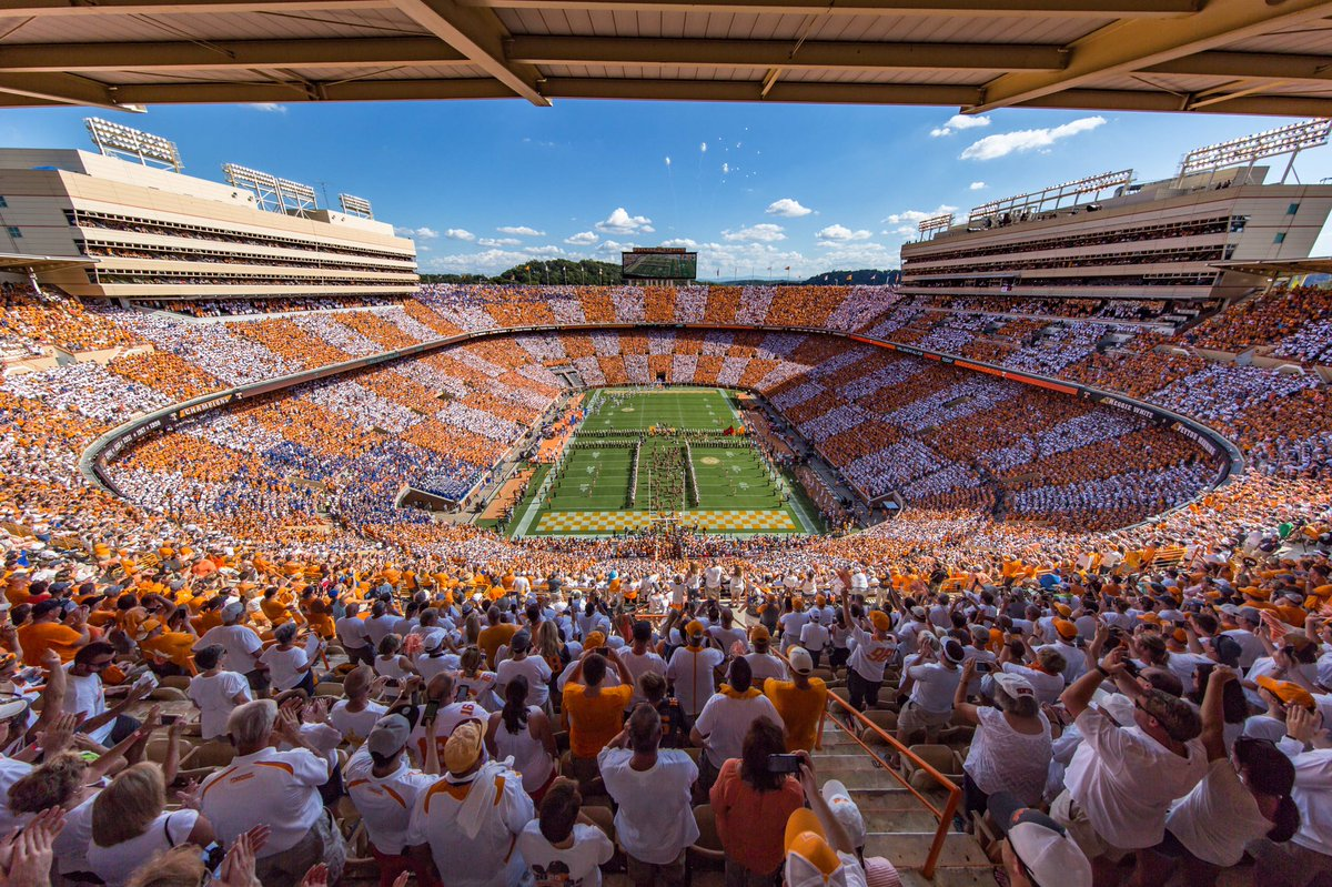 It's great to be a Tennessee Vol!