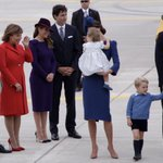 An honour welcome the Duke and Duchess of Cambridge, along with their adorable children, to BC. #RoyalVisitCanada https://t.co/rIjwulQVc5