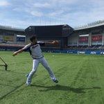 サブロー選手、キャッチボールを始めました。(広報) #chibalotte #ありがとうサブロー https://t.co/yvpw6NyxPo