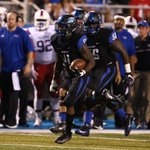 #BlueRaiders come back from 20-point second-half deficit to stun #LATech 38-34 https://t.co/h8vhSytsZc