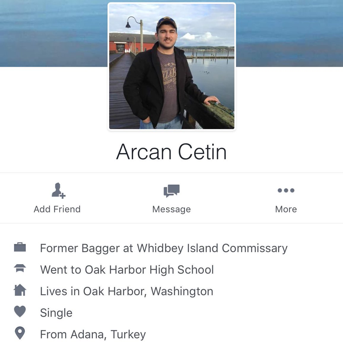 #mallshooting suspect arrested -- 20 year old Turkish immigrant named Arcan Cetin https://t.co/1mi17PPWkC https://t.co/ZVNUFAgCo8