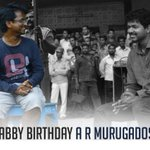 Happy birthday @ARMurugadoss sir! Have a blockbuster year ahead👍🏼🎬 https://t.co/ScM966pGmy