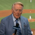 For the ages... we will not see his kind again: Vin Scully in the booth. #LosAngeles #Dodgers #MLB https://t.co/Hfpf5l78q0