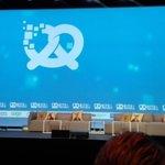 Hui, zum Platz rennen bei @bitsandpretzels , startup ist Pop. Freuen uns auf Kevin Spacey und Input! https://t.co/0Z53GpGCxB