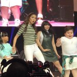 Ayun oh! @mainedcm , Baste, and Ryzza here at Gabay Guro! #teachersfest2016 https://t.co/6Nm12limmO