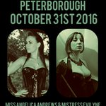 OCT 31st in #Peterborough Doubles with @xMissAndrewsx at @Kinksters_ Book now! https://t.co/zLRTWx2FAm https://t.co/dAffu0LrhW
