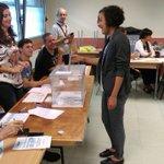 Ya he votado, por el futuro, porque se abre un tiempo nuevo en Euskadi #JendearenGaraia https://t.co/4QlMwLxz4u