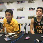 """We expected an up and down season for us,"" FEU coach Nash Racela after the Tams escaped UP by just a bucket. https://t.co/Phondq8gDJ"