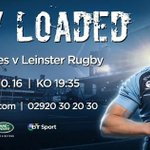 BIG game against Leinster this Saturday!! Lets get behind the boys & make the difference 🏉 #ourteam #16thman https://t.co/nngLNtkAcS
