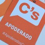 Gracias a los #ApoderadosCs que hoy están en Galicia y Euskadi. ¡Ánimo! https://t.co/ltQZOuRkZy