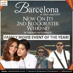 wpj_13: DJPGlobalOFC: RT StarCinema: Sunday is Family Day! Make your family day a #BarcelonaALoveUntold day! Watch… https://t.co/D08rwWQmlI